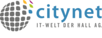 Citynet IT-Welt Der Hall on Cloudscene